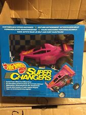 HOT WHEELS SUPER CHANGERS MATTEL NEW CROSS-COUNTRY BUGGY