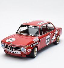 Original bmw miniatura 2002 turbo maestro homenaje Collection 1:18 modelo de coleccionista