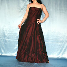 Abendkleid Bordeaux Lang günstig kaufen | eBay