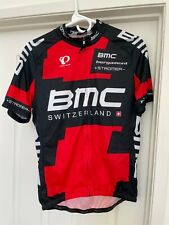 PEARL AZUMI TEAM BMC SS CYCLING JERSEY_RARE!_SIZE M_NEW!_MSRP $125