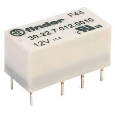 Buscador 30.22.7.012.0010 12 V Relé Interruptor DPDT de alta sensibilidad 1 A