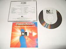 Classic House Mastercuts, Vol. 1 (1994) cd Ex Condition