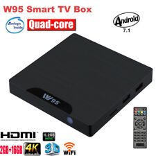 W95 S905W Smart TV BOX 2Go+16Go Android 7.1 4-Core 4K Media PC Player H.265 WIFI