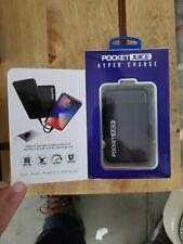 Tzumi Pocket Juice Hyper Charge 10,000mAh Dual Usb Portable Charger Power Bank