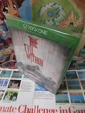 Jeu Xbox One the Evil Within