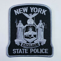 Subdued New York State Police Patch (A)