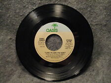 "45 RPM 7"" Record Donna Summer Love To Love You Baby 1975 Oasis Records OC 401"