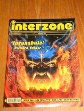 INTERZONE #159 SEPTEMBER 2000 INCUNABULA RICHARD CALDER NICK LOWE UK MAGAZINE =