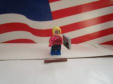 LEGO HARRY POTTER MINIFIGURE LUNA LOVEGOOD FROM SET 4841 HOGWARTS EXPRESS