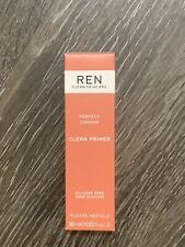 Ren Clean Skincare | Perfect Canvas Clean Primer | 1.02 oz. | Brand New in Box