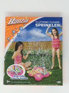 Banzai Flutterby Flower Sprinkler - New