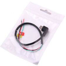 USB to AV out Cable Wire for Sj4000 Sport Action Camera for FPV Video Audio HL