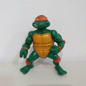 Vintage Teenage Mutant Ninja Turtles Michaelangelo 1988 TMNT Action Figure