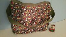 Avon Disney Mickey Mouse Bag & JC Penny 2014 Christmas Mini Snow Globe