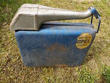 Opel original Benzinkanister Allboy Blechkanister