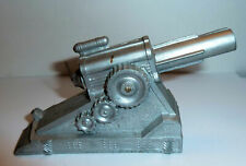 Vintage Barclay Manoil Spring Loaded Cannon