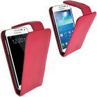 Leather Flip Case Cover for Samsung Galaxy S4 MINI I9190 9195 Optus Variant ONLY