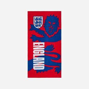 England FA Towel Shower Gym Beach Swimming Holiday 140 X 70cm 100% cotton