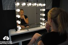 Hollywood Makeup Mirror with lights Vanity Lighted Theatre Beauty Accessories