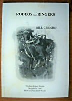 Rodeos And Ringers, by Bill Crosbie - 0975759817