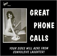 NEIL HAMBURGER Great Phone Calls LP New Gregg Turkington nude cheesecake cover