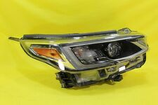👾 20 2020 Subaru Legacy Outback Right RH Passenger Headlight OEM *1 TAB DMG*