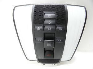 Mercedes CLS W218 W212 Head Roof Control Panel Module Dome Light OEM 2129007116