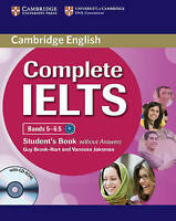 Complete. Complete IELTS Bands 5-6.5 Student's Book without Answers with CD-ROM