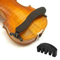 Adjustable Violin Shoulder Rest With Free Violin Mute Support for Size 3/4 4/4