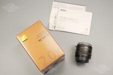 READ!🔥 Nikon AF-S Teleconverter 2x TC-20E III 70-200 400 500 mm f/2.8 4 ED Lens
