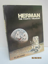 Herman: The Fourth Treasury by Jim Unger