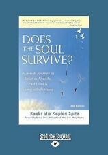 Does Soul Survive? Jewish Journey Belief in Afterlife  by Weiss Rabbi Elie Kapla