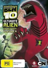 Ben 10 - Ultimate Alien : Vol 6 (DVD, 2012)-REGION 4-Brand new-Free postage