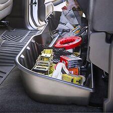 GM 23183674 Underseat Storage Box for 2007-2017 Silverado or Sierra CREW CAB OEM