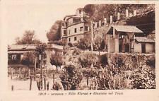 * LANUVIO - Villa Sforza e Stazione del Tram