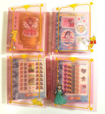 Cardcaptor Sakura - Seal Members Part 1 SET of 101 in Binders! Sticker Card
