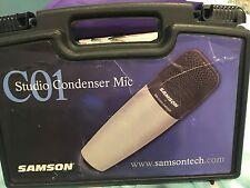 Samson Studio Condeser Mic CO1