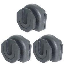 3 x Sepura STP8000 STP8100 STP8200 STP9000 Klickfast Adapter 300-00718 S047