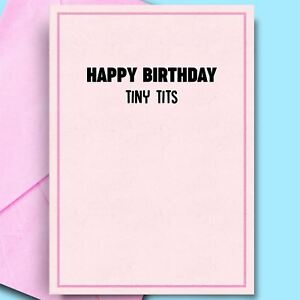 Cool Birthday Cards For Aunt Wife Boyfriend Bestfriend Cheeky Comedy Adult