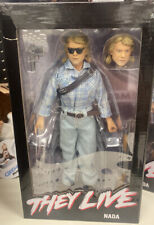 NECA They Live - John Nada (8 inch) (Clothed) Action Figure