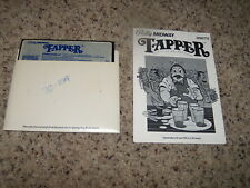 Tapper Commodore 64 C64 with manual
