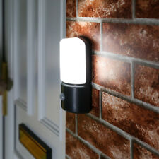 Battery LED PIR Motion Sensor Security Wall Light | Outdoor Garden Adjustable