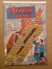 ACTION COMICS #234 VG (4.0) DC BRIAN BOLLAND COLLECTION WITH SIGNED CERT