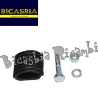 10565 - KIT GOMMINO + PERNO LEVA MESSA IN MOTO VESPA PX 125 150 200 SUPER T5