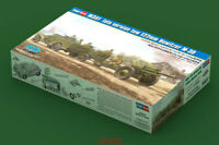 Hobbyboss 84537 1/35 M3A1 late version tow 122mm Howitzer M-30 Hot