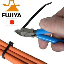 Fujiya Catch Nippers  Catches wire and cable tie off cuts Cutters Made in Japan