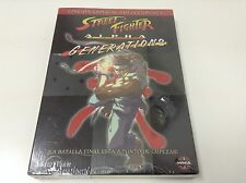 DVD STREET FIGHTER ALPHA GENERATIONS EDICION ESPECIAL COLECCIONISTA