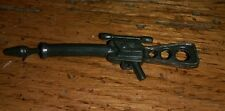 Vintage Unknown STAR WARS Action Figure toy Accessory old #492 Rifle GUN weapon
