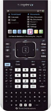 TI Nspire CX Texas Instruments Grafikrechner Color-Display Taschenrechner