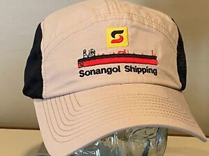 STENA SONANGOL Shipping Vessel Fleet Tanker Energy Hat Cap NEW